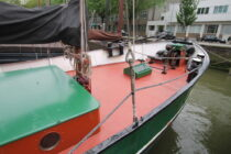 Exterieur Dageraad Haringvliet Rotterdam - kotter te koop bij Scheepsmakelaardij Fikkers - 26 / 30