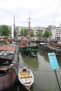 Exterieur Dageraad Haringvliet Rotterdam - kotter te koop bij Scheepsmakelaardij Fikkers - 29 / 30