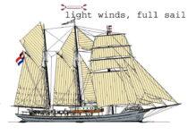 Exterieur GULDEN LEEUW - 3-mast topsail schooner te koop bij Scheepsmakelaardij Fikkers - 41 / 41
