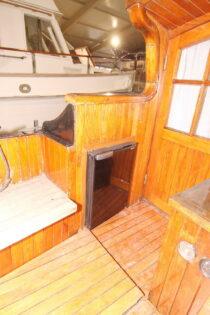 Interieur MK 75 - visserschip, Markerrondbouw  te koop bij Scheepsmakelaardij Fikkers - 2 / 35
