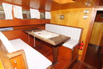 Interieur MK 75 - visserschip, Markerrondbouw  te koop bij Scheepsmakelaardij Fikkers - 7 / 35