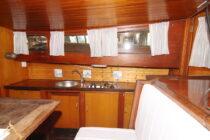 Interieur MK 75 - visserschip, Markerrondbouw  te koop bij Scheepsmakelaardij Fikkers - 12 / 35