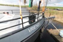 Exterieur VRIEND ex FLANDRIA XV - motorzeilschip,  ex Antwerpens waterbunkerboot  te koop bij Scheepsmakelaardij Fikkers - 3 / 27