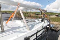 Exterieur VRIEND ex FLANDRIA XV - motorzeilschip,  ex Antwerpens waterbunkerboot  te koop bij Scheepsmakelaardij Fikkers - 6 / 27