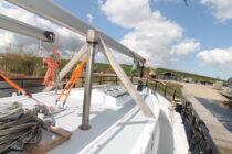 Exterieur VRIEND ex FLANDRIA XV - motorzeilschip,  ex Antwerpens waterbunkerboot  te koop bij Scheepsmakelaardij Fikkers - 7 / 27