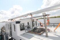 Exterieur VRIEND ex FLANDRIA XV - motorzeilschip,  ex Antwerpens waterbunkerboot  te koop bij Scheepsmakelaardij Fikkers - 9 / 27