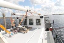 Exterieur VRIEND ex FLANDRIA XV - motorzeilschip,  ex Antwerpens waterbunkerboot  te koop bij Scheepsmakelaardij Fikkers - 13 / 27