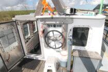 Exterieur VRIEND ex FLANDRIA XV - motorzeilschip,  ex Antwerpens waterbunkerboot  te koop bij Scheepsmakelaardij Fikkers - 16 / 27
