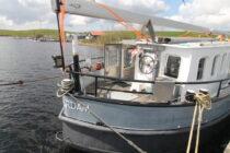 Exterieur VRIEND ex FLANDRIA XV - motorzeilschip,  ex Antwerpens waterbunkerboot  te koop bij Scheepsmakelaardij Fikkers - 20 / 27