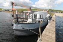 Exterieur VRIEND ex FLANDRIA XV - motorzeilschip,  ex Antwerpens waterbunkerboot  te koop bij Scheepsmakelaardij Fikkers - 21 / 27