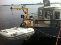 Exterieur VRIEND ex FLANDRIA XV - motorzeilschip,  ex Antwerpens waterbunkerboot  te koop bij Scheepsmakelaardij Fikkers - 22 / 27