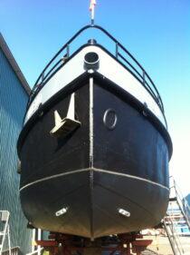 Exterieur VRIEND ex FLANDRIA XV - motorzeilschip,  ex Antwerpens waterbunkerboot  te koop bij Scheepsmakelaardij Fikkers - 27 / 27