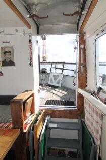 Interieur VRIEND ex FLANDRIA XV - motorzeilschip,  ex Antwerpens waterbunkerboot  te koop bij Scheepsmakelaardij Fikkers - 1 / 30