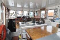 Interieur VRIEND ex FLANDRIA XV - motorzeilschip,  ex Antwerpens waterbunkerboot  te koop bij Scheepsmakelaardij Fikkers - 2 / 30