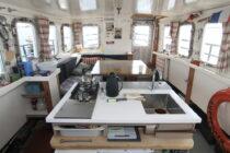 Interieur VRIEND ex FLANDRIA XV - motorzeilschip,  ex Antwerpens waterbunkerboot  te koop bij Scheepsmakelaardij Fikkers - 4 / 30