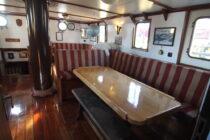 Interieur NOORDERLICHT - expedition ship / 2 mast sailing schooner te koop bij Scheepsmakelaardij Fikkers - 12 / 36