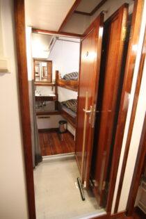 Interieur NOORDERLICHT - expedition ship / 2 mast sailing schooner te koop bij Scheepsmakelaardij Fikkers - 23 / 36
