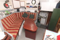 Interieur NOORDERLICHT - expedition ship / 2 mast sailing schooner te koop bij Scheepsmakelaardij Fikkers - 29 / 36