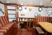 Interieur NOORDERLICHT - expedition ship / 2 mast sailing schooner te koop bij Scheepsmakelaardij Fikkers - 8 / 54
