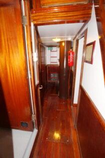 Interieur NOORDERLICHT - expedition ship / 2 mast sailing schooner te koop bij Scheepsmakelaardij Fikkers - 13 / 54