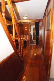 Interieur NOORDERLICHT - expedition ship / 2 mast sailing schooner te koop bij Scheepsmakelaardij Fikkers - 22 / 54