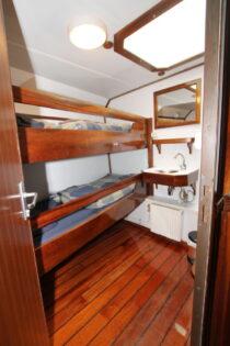 Interieur NOORDERLICHT - expedition ship / 2 mast sailing schooner te koop bij Scheepsmakelaardij Fikkers - 30 / 54