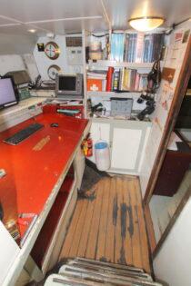 Interieur NOORDERLICHT - expedition ship / 2 mast sailing schooner te koop bij Scheepsmakelaardij Fikkers - 39 / 54
