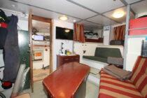 Interieur NOORDERLICHT - expedition ship / 2 mast sailing schooner te koop bij Scheepsmakelaardij Fikkers - 41 / 54