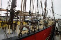 Exterieur NOORDERLICHT - expedition ship / 2 mast sailing schooner te koop bij Scheepsmakelaardij Fikkers - 13 / 37