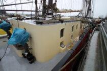 Exterieur NOORDERLICHT - expedition ship / 2 mast sailing schooner te koop bij Scheepsmakelaardij Fikkers - 15 / 37