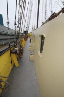 Exterieur NOORDERLICHT - expedition ship / 2 mast sailing schooner te koop bij Scheepsmakelaardij Fikkers - 23 / 37