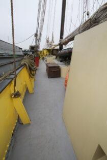 Exterieur NOORDERLICHT - expedition ship / 2 mast sailing schooner te koop bij Scheepsmakelaardij Fikkers - 24 / 37