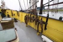 Exterieur NOORDERLICHT - expedition ship / 2 mast sailing schooner te koop bij Scheepsmakelaardij Fikkers - 32 / 37