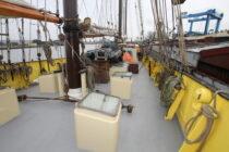 Exterieur NOORDERLICHT - expedition ship / 2 mast sailing schooner te koop bij Scheepsmakelaardij Fikkers - 35 / 37
