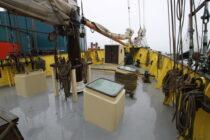 Exterieur NOORDERLICHT - expedition ship / 2 mast sailing schooner te koop bij Scheepsmakelaardij Fikkers - 36 / 37