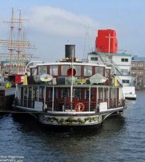 Exterieur Kapitein Anna - Radersalonboot  te koop bij Scheepsmakelaardij Fikkers - 28 / 32
