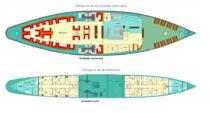 Interieur Kapitein Anna - Radersalonboot  te koop bij Scheepsmakelaardij Fikkers - 69 / 69