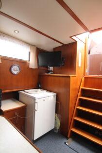 Interieur WILLY - sleepboot te koop bij Scheepsmakelaardij Fikkers - 11 / 30