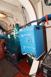 Interieur WILLY - sleepboot te koop bij Scheepsmakelaardij Fikkers - 24 / 30