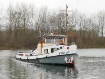 Exterieur BRUTUS - motorsleepboot te koop bij Scheepsmakelaardij Fikkers - 1 / 52